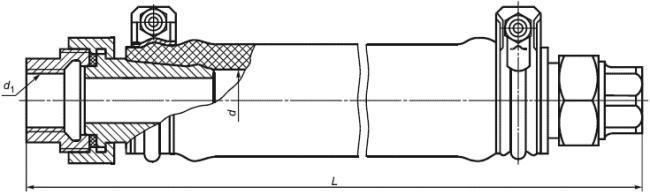Рукав соединительный Р32